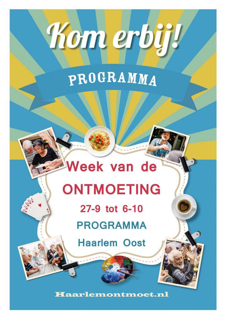 Week van de Ontmoeting Haarlem Oost 2018-1